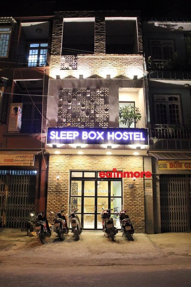 eatnmore Da Lat Sleep Box Hotel 1