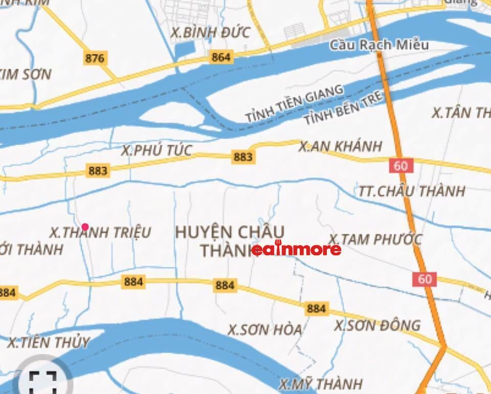 ve nha homestay ben tre ban do