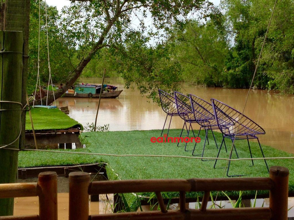 ve nha homestay ben tre song nuoc