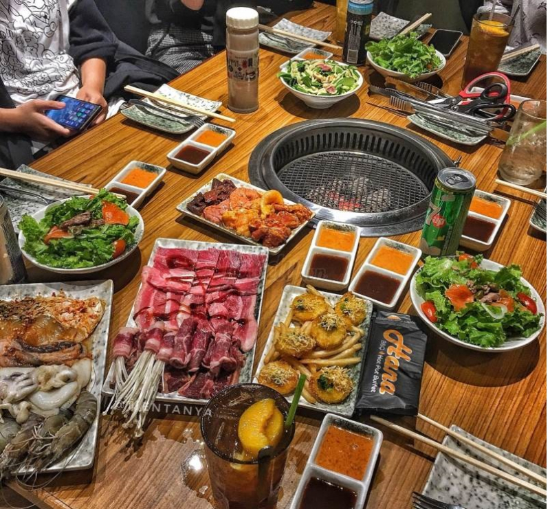 Hana BBQ & Hot Pot Buffet