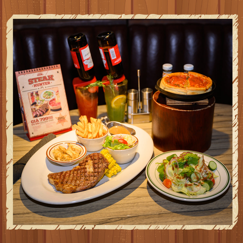 COWBOY JACK'S - AMERICAN DINING