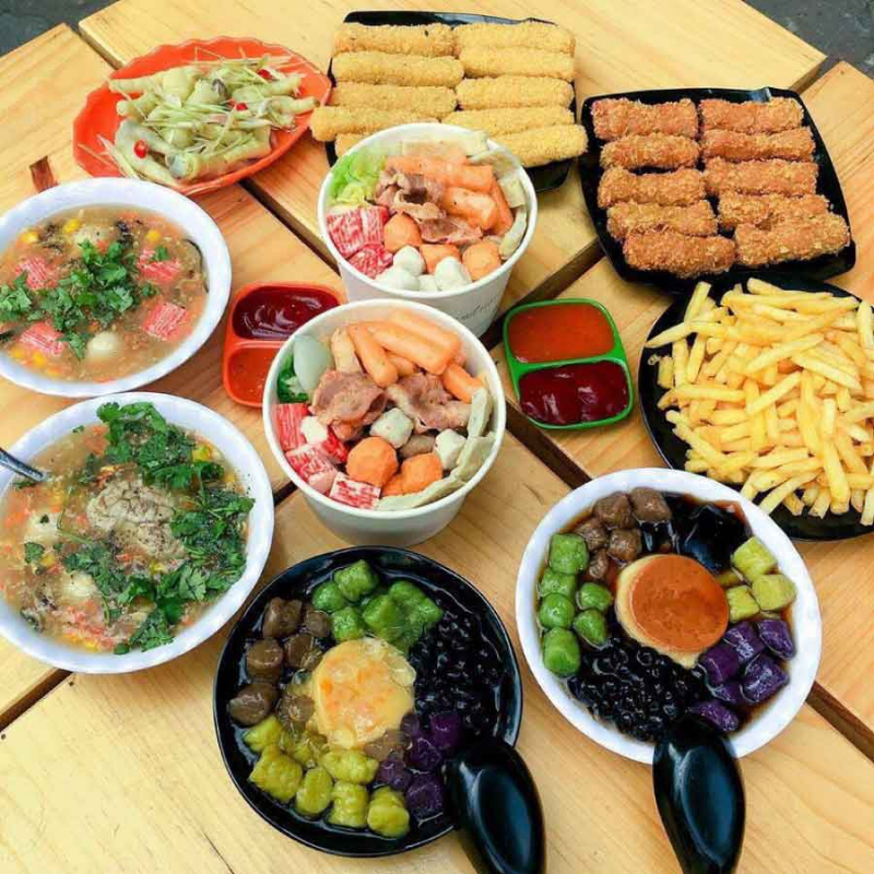Mỹ Anh - Food & Drink