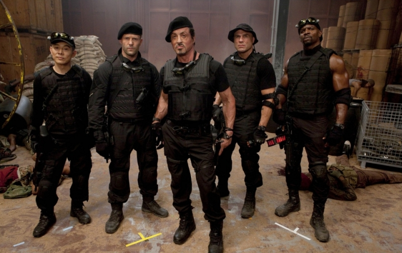 Seri phim The Expendables