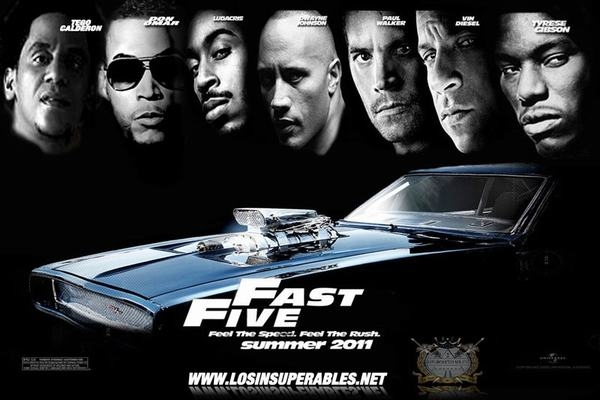 Seri phim The Fast and the Furious