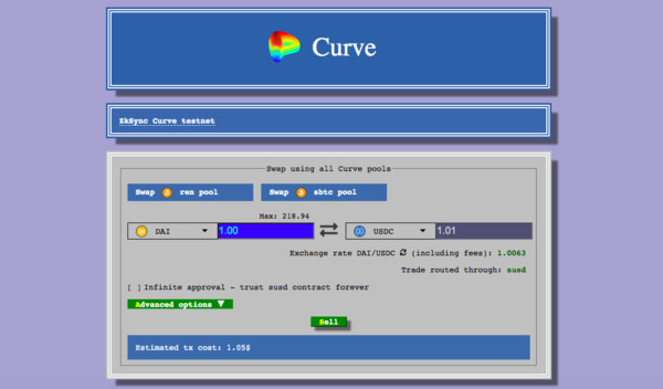 curve finance hoat dong